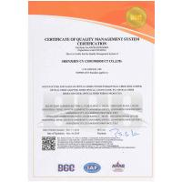 Shenzhen CY COM Product Co., Ltd Certifications