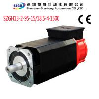 Wholesale 45A 140N.m High Speed Milling Servo Spindle Motor CW & CCW Speed Error +/- 1RPM from china suppliers