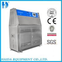 Wholesale Programmable Test Chamber UV Accelerated Weathering Textile Testing Equipment from china suppliers