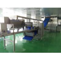Wholesale Auto Freezing Croissant Production Line with 8 Noozles Depositor For Filled Croissant from china suppliers