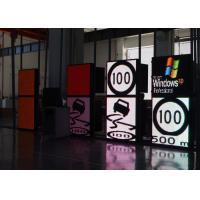 Wholesale Full Matrix P25 LED Variable Message Signs Esay Transportation with Module Design from china suppliers