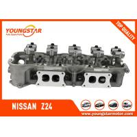 Wholesale Engine Cylinder Head  NISSAN Z24 ; NISSAN  Caravan Saipa701 King-cab 	Z24 ( 4 Spark )  11041-20G13 from china suppliers