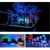 Buy cheap Christmas Lights Wedding Decoration LED String Lighting 200LEDs Ball String Lights Outdoor Decoration from wholesalers