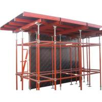 Wholesale Scaffolding Anti - Skid 0.225㎡ Steel Formwork For Large - Scale Stadiums , Exhibition Centers from china suppliers