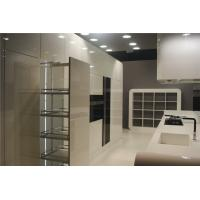 Wholesale Jisheng brand modular high gloss kitchen cabinet set for wholesale price from china suppliers
