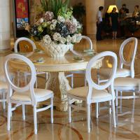 Buy cheap Factory direct antique dining leather chairs antique white dining chairs for sale from wholesalers