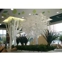 Wholesale white leaves indoor&outdoor decoration bonsai /artificial banyan tree from china suppliers