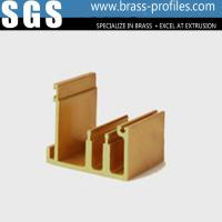 Wholesale Customized Sizes Copper Frames Brass Extruded and Window Sections from china suppliers