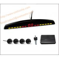 Buy cheap Car parking sensor Hot-selling LED car Reverse parking sensor with 2 or 4 or 8 sensors. from wholesalers
