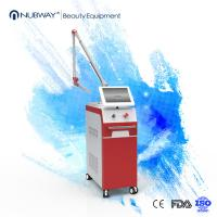 Wholesale 1064nm 532nm Q switch nd yag laser pulsed dye laser for tattoo removal vascular from china suppliers