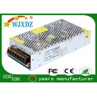 Wholesale High Efficiency LED Strip Power Supply 150W 30A , Single Output Switching Power Supply from china suppliers