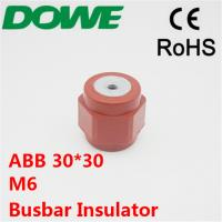 Wholesale AB* H30xM6 low voltage busbar insulator standoff insulator from china suppliers