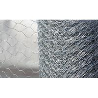 Wholesale 20#  21# 22# Hexagonal Wire Netting , BWG14 - 27 for rabbit wire netting from china suppliers