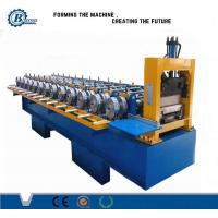 Wholesale Automatic Standing Seam Roll Forming Machine , Sheet Metal Roll Forming Machines from china suppliers