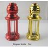 Buy cheap 3ml four-column plastic perfume bottle dropper essential oil glass bottle roll on bottle from wholesalers