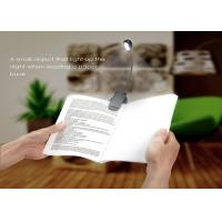 Quality Flexible Led Clip On Book Light for sale