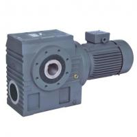 Buy cheap S series helical-worm gear reductor from wholesalers