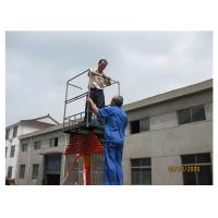 Wholesale Vertical Mobile Elevating Work Platform , Industrial Platform Lifts GETTY - 24B from china suppliers