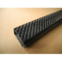 Wholesale Light weight Rectangular Carbon Fiber Tube from china suppliers