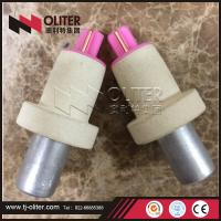 Buy cheap High Quality immersional/ disposable/FAST thermocouple heads China made from wholesalers