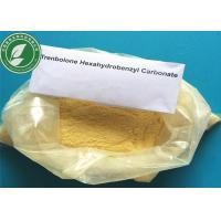 Wholesale Purity 99% Anabolic Steroids Powder Parabolan Trenbolone Hexahydrobenzylcarbonate from china suppliers