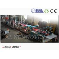 Wholesale PP Non Woven Automatic Bag Making Machine For Handle Shopping Bag from china suppliers