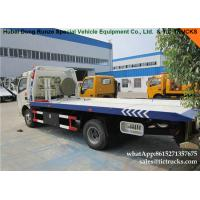 Wholesale new China manufacturer flatbed tow truck for cheap price US $18000.00 from china suppliers