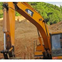 Wholesale 320b caterpillar used excavator for sale track  sierra-leone	Freetown senegal	Dakar seyche from china suppliers