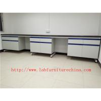Buy cheap C Frame Science Laboratory Worktable Furniture Drawing To Be  Resistant to Acid Aakli from wholesalers
