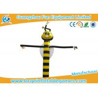 Wholesale Hoenybee Inflatable Advertising Products , Waving Arm Inflatable Flying Dancer For Promotion from china suppliers