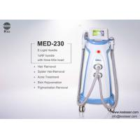 Wholesale E-Light IPL Beauty Equipment Permanent Laser Hair Removal Machine from china suppliers