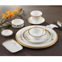 Wholesale Hotel Restaurant Ceramic Fish Plate from china suppliers