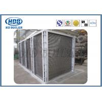 Wholesale Anti Wind Pressure Tubular Type Air Preheater In Boiler Galvanized Steel ASME standard from china suppliers