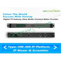 Wholesale 850 Mbps Digital TV Multiplexer IP Format Stream Platform Support 4 Cas Simul - Crypt from china suppliers