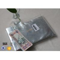 Wholesale Christmas Gift Glass Fibre Cloth Fire Resistant Pouch For Document / Cash from china suppliers