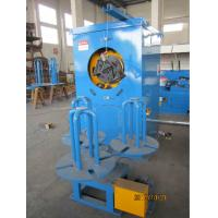 Wholesale Blue Automated Steel Wire Take Up Machine With Pneumatic Brake Low Noise from china suppliers