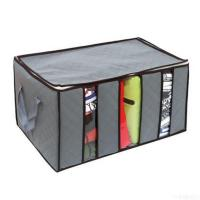 Wholesale Bamboo Charcoal Cloth Storage Case-65l/130l (smell-erasing, Visuable) from china suppliers