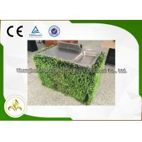 Wholesale Professional Evergreen Mobile Teppanyaki Grill For Steak Overhead Exhaustion from china suppliers