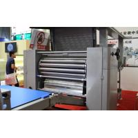 Wholesale Siemens PLC Puff Pastry Dough Sheeter With 2 Sets of Laminating Devices from china suppliers