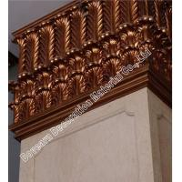 Wholesale Cheap polyurethane columns for front porch/ pu plane roman pillar from china suppliers