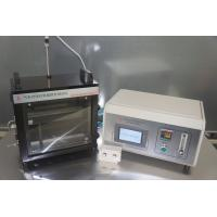 Wholesale Automobile Interior Material Flammability Tester With ISO 3795 Carbon Sheet Metal from china suppliers