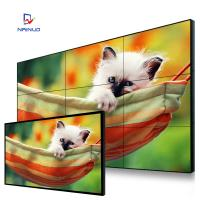 Wholesale Large 46 Inch Seamless LCD Video Wall Split Samsung LCD Splicing Screen from china suppliers