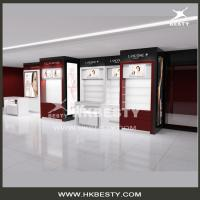 Wholesale cosmetic display cabinet with led from china suppliers
