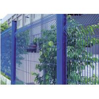 Wholesale Metal Welded Mesh Security Fencing Galvanized Wire For Railway / Road from china suppliers
