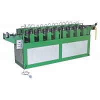 Wholesale Energy saving Zinc alloy wire processing mill/ 8 pairs Rolling mill from china suppliers