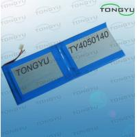 Wholesale 3.7V 3000mAH Rechargeable Lithium Batteries High Safety Performance For Medical Device from china suppliers