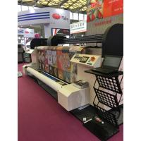 Wholesale Large Format Multicolor Fabric Printer With Industrial Print Head from china suppliers