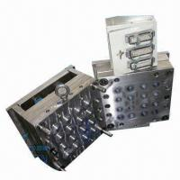 Buy cheap Plastic injection mold with long lifespan, can shot 20 to 30 millions, 18 months warranty from wholesalers