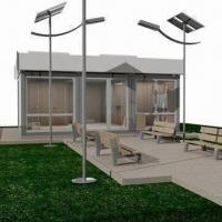 Buy cheap Villa, Made of Modified Containers, Can Be Quickly Built-up from wholesalers