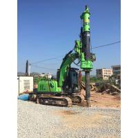 Buy cheap Piling Driving Equipment / Hydraulic Rotary Drilling Rig for Construction Stratum KR40A from wholesalers